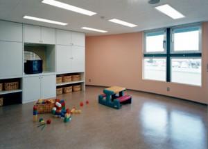 2階 保育室